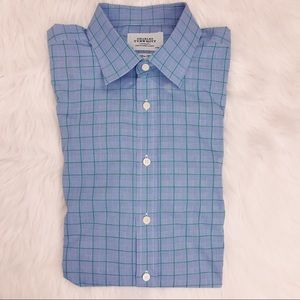 Charles Tyrwhitt Checkered Dress Shirt 👔